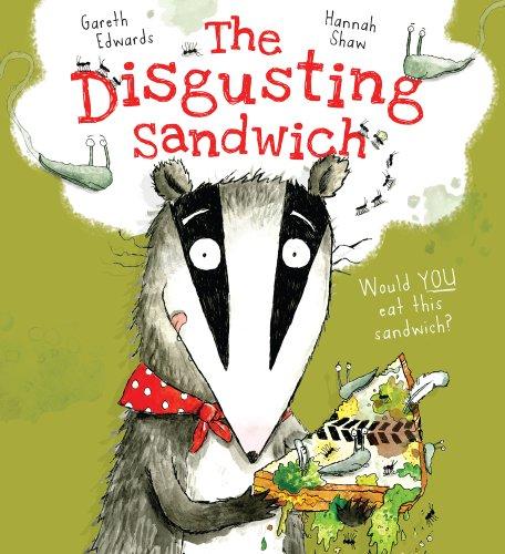 The Disgusting Sandwich por Gareth Edwards