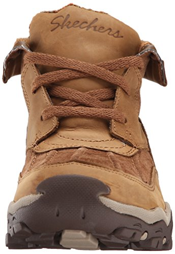 Skechers Picchi invernali di avvio Brown