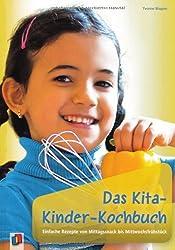 Titelbild Das Kita-Kinder-Kochbuch