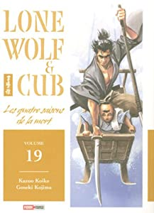 Lone Wolf & Cub Edition simple Tome 19