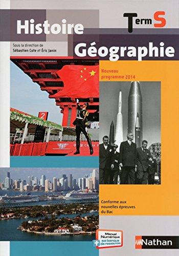 Histoire-Gographie Term S - Cote/Janin