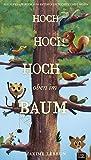 Hoch hoch hoch oben im Baum: Aufklapp-Bilderbuch zum Suchen, Entdecken und Lernen