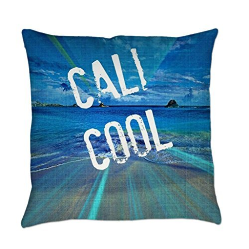 Comi Cali Cool Everyday Pillow Covers 18