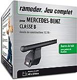 Rameder Pack Barres de Toit Tema pour Mercedes-Benz Classe B (118876-39199-1-FR)