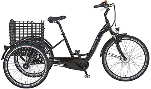 elektroroller senioren Prophete E-Bike Dreirad, 26