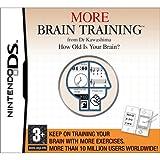 Best Ds Lite Games - More Brain Training Genuine DS Lite DSi Game Review