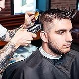 Hatteker Haarschneidemaschine Bartschneider Herren Haarschneider Langhaarschneider Barttrimmer Haartrimmer Männer Profi mit Akku für Männer Freund Vater - 3