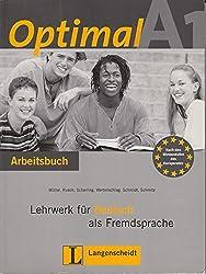 Optimal A1 - Glossar A1 Italienisch: Lehrwerk für Deutsch als Fremdsprache
