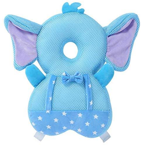 Baby Kopfschutzpolster - WENTS Bruchsicheres Babykissen für Kleinkinder, Kopfschutzpolster für Babys, Kopfschutz für Kindersicherheit