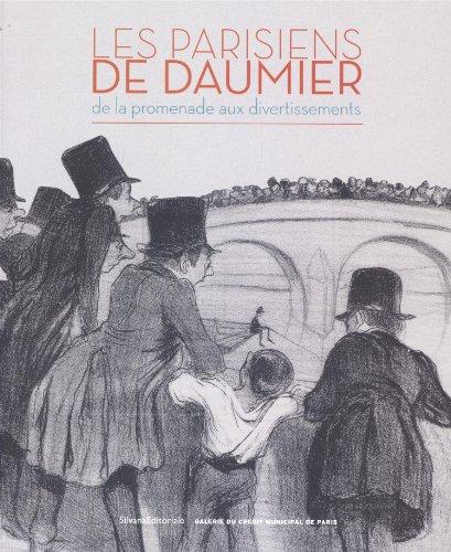 Les Parisiens de Daumier : De la promena...