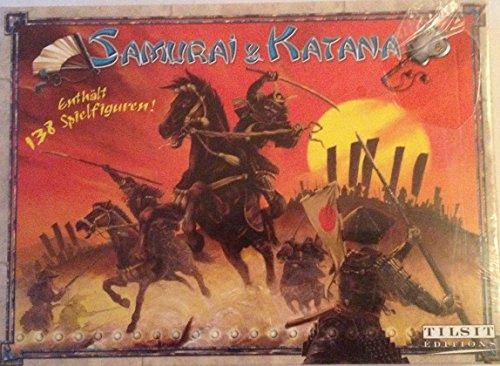 Tilsit 170004 - Samurai & Katana