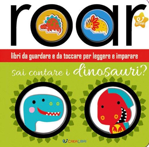 Sai contare i dinosauri? ediz. a colori