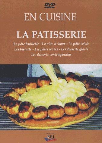 La pâtisserie. DVD vidéo