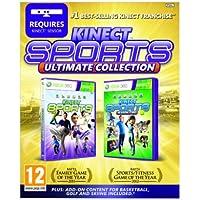 Microsoft Kinect Sports: Ultimate Collection, Xbox 360 [Edizione: Regno Unito]
