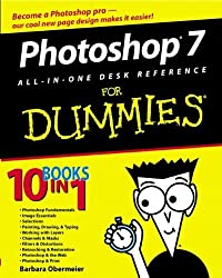 Photoshop 7 All-in-One Desk Reference For Dummies by Barbara Obermeier (2003-01-03)