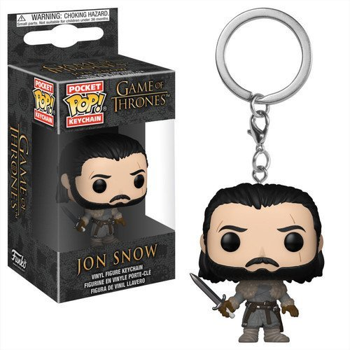 Funko - game of thrones portachiavi, multicolore, 31812
