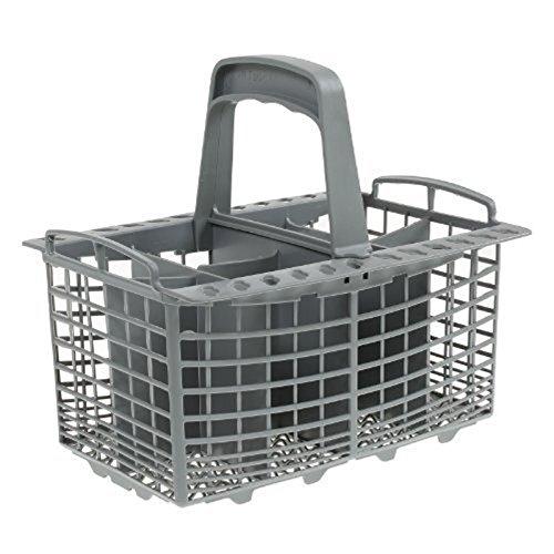 First4spares universale ricambio di bestack cesto con maniglia per lavastoviglie siemens (grigio)