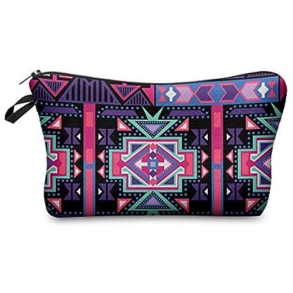Estuches plumier multicolor Bolsa de aseo Estuche Make Up Bag [009]