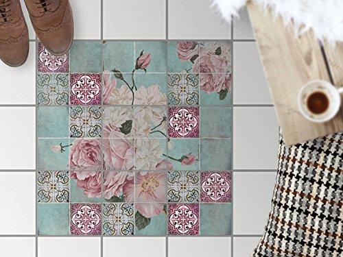 carrelage-adhesif-au-sol-art-de-tuiles-sol-renouveler-toilette-design-la-fleur-30x30-cm-9-pices-3x3