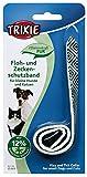 Trixie Natürliches Floh- u. Zeckenschutzband kleine Hunde + Katzen - reflektierend, 25383-TRXI