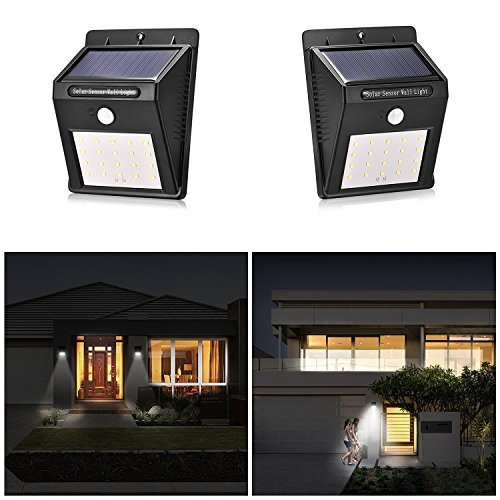 Lights & Lighting Led Outdoor Wall Lamps Lightness Solar Led Light Outdoor Motion Sensor Wall Mount Lighting For Garden Wall Step Stainless Steel Silver Rich And Magnificent