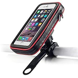 apple iphone 6 bike mount case by shocksock. Black Bedroom Furniture Sets. Home Design Ideas