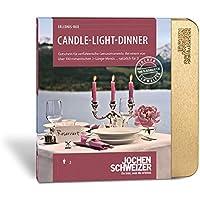 Jochen Schweizer Erlebnis-Box 'Candle-Light-Dinner für 2'