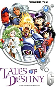 Tales of Destiny Edition simple Tome 6