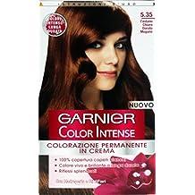 6x Color Intense Champú Tinte 5.3Castaño Claro Dorado