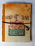 #3: SPcreation Travel handmade Handicraft Diary(12.7cm x 17.78 cm)(94 pages)
