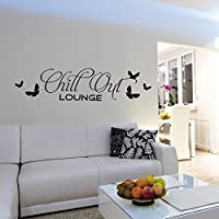 Wandtattoo - Clickzilla - A105 - Chill Out Lounge