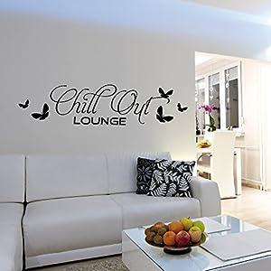 Wandtattoo - Clickzilla - A105 - Chill Out Lounge