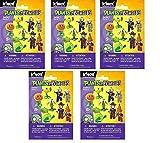 K'NEX Plants Vs Zombies Serie 1 Ciegos Bag Bundle - 5 BOLSAS CIEGOS...
