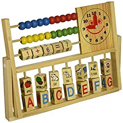 Educational Toys Building Block Arithmetic Knowledge Objects Abacus Early Development Childhood Learning Children Math Toys