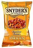 Snyder's of Hanover für Fans: 30 Packungen (10xCheddar, 10xHMO, 10x Jalapeno)