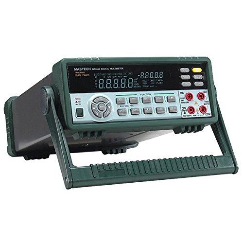 Präzisions-Multimeter MASTECH sehr präziser Bench Digital Multimeter dcv0.03% Ture RMS VFD 530001UV 0.1ohm USB für R & D + Messen + LAB Bench Digital Multimeter