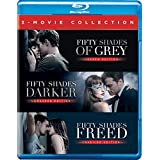 Fifty Shades Trilogy: Fifty Shades of Grey + Fifty Shades Darker + Fifty Shades Freed