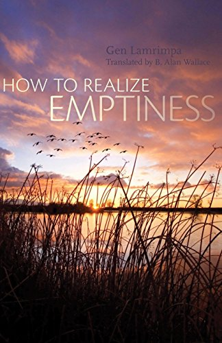 How To Realize Emptiness por Gen Lamrimpa