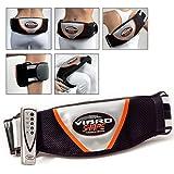 Ceinture Amincissante Vibrante Chauffante VIBRO SHAPE Massage Minceur Musculation Sport Fitness