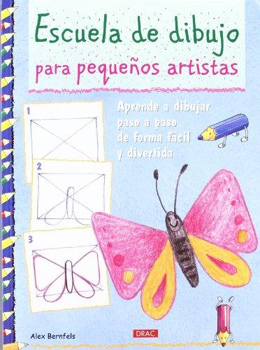 Portada del libro ESCUELA DE DIBUJO PARA PEQUEÑOS ARTISTAS (Pintura Y Dibujo)