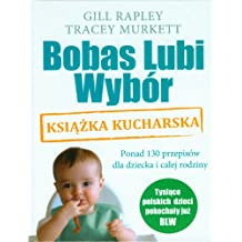 Bobas Lubi Wybór Ksiazka kucharska
