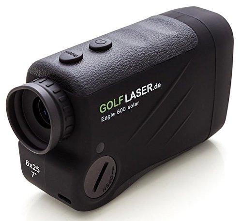 """Golflaser.de - Golf Laser Entfernungsmesser \""""Eagle 600 Solar\"""" - RocketGolf"""