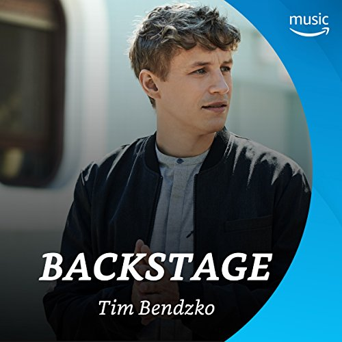 Backstage mit Tim Bendzko