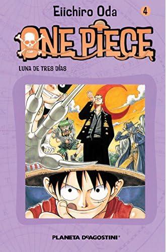 Descargar gratis One Piece nº 04: Luna de tres días de Eiichiro Oda