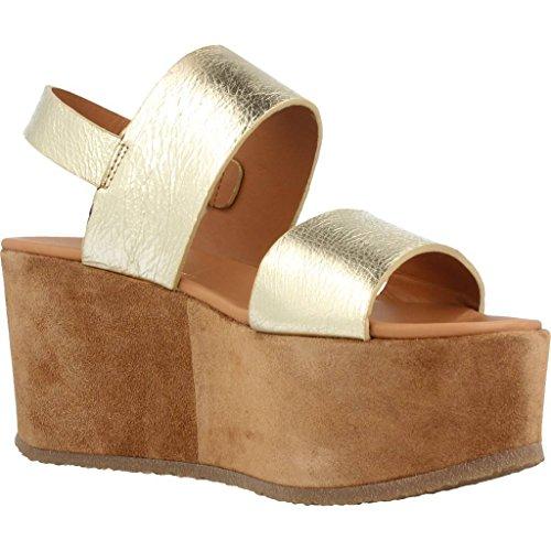 Sandali e infradito per le donne, colore Oro , marca ALPE, modello Sandali E Infradito Per Le Donne ALPE 3423 R3 Oro Oro