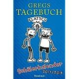 Gregs Tagebuch - Schülerkalender 2017/2018