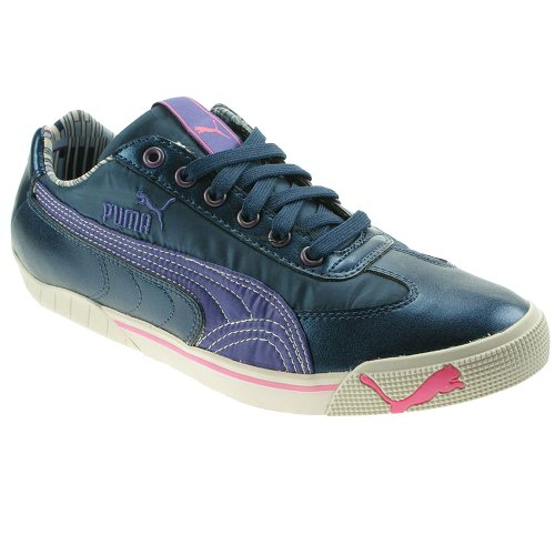 Puma - Speed Cat 2 9 WB - 30286002 - Couleur: Bleu Marine - Pointure: 38.5