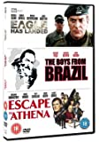 The Boys From Brazil/The Eagle Has Landed/Escape To Athena [DVD]