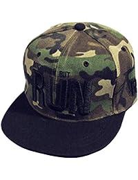 Unisex Baseball Kappe DDLBiz® Unisex Hiphop Hut verstellbare Baseballcap