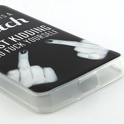 ANNNWZZD Soft TPU Case Tasche schutzhülle für Microsoft Lumia 550 Nokia N550 Cover / Case / Bumper Hülle Schutzhülle / Rückdeckel Schutzhülle / Handy Hülle / Ultra-thin soft shell,A07 A06
